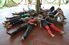 savasana- Guatemala YTT 2012