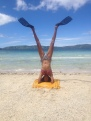 head over heels in Fiji - YTT