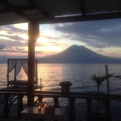 Lake Atitlan, Guatemala YTT/ Ayurveda retreats 2013