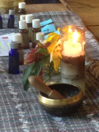 Aromatherapy blending